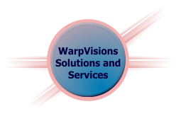 WarpVisions Solutions and Services